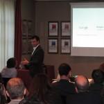 Evento primer aniversario /walva, ponencia de José Antonio Martínez-Aguilar, Director de Agencias de Google